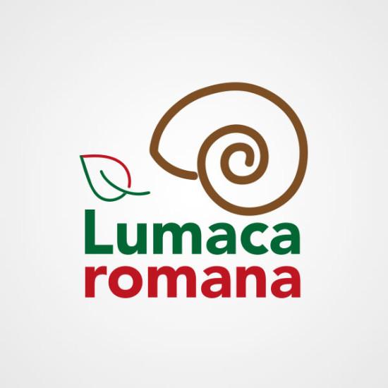 Moidesigner_Lumaca-Romana_Logo